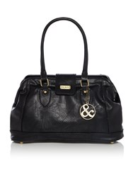 Ollie And Nic Foster Black Tote Bag Black