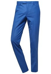 Noose And Monkey Ellroy Suit Trousers Cornflower Blue
