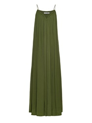 Camilla And Marc Airflow Lofty Twill Maxi Dress