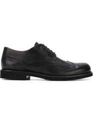 Tod's Brogue Shoes Black