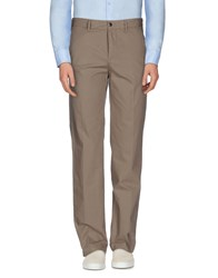 Lacoste Trousers Casual Trousers Men Khaki
