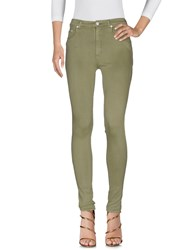 People Jeans Military Green