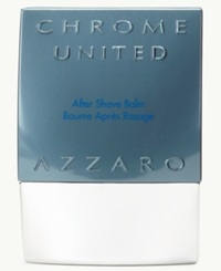 Chrome United By Azzaro Aftershave Balm 2.6 Oz