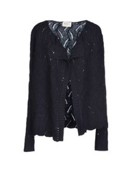 Bella Jones Cardigans Dark Blue