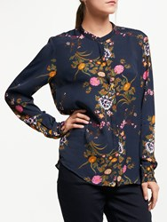 Second Female Carlico Floral Shirt Salut