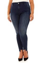 Rebel Wilson X Angels Plus Size The Looker Skinny Jeans