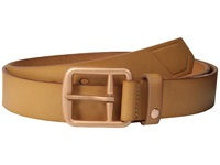 Volcom Raw Hide Raw Leather Men's Belts Brown
