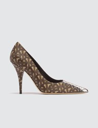 Burberry Elodie High Heels Brown