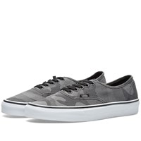 Vans Authentic Camo Jacquard Black