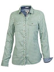 Fat Face Classic Fit Gingham Shirt Lakeside