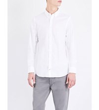 Tommy Hilfiger Slim Fit Cotton Shirt Classic White