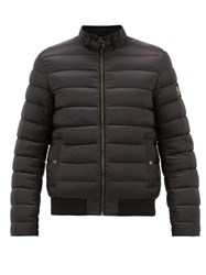 Belstaff Circuit Quilted Down Shell Jacket Black