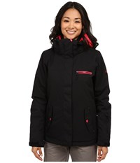 Roxy Jetty Solid Snow Jacket Anthracite Women's Coat Pewter