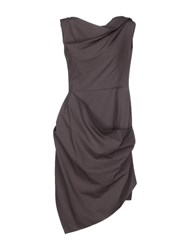 Hanita Dresses Short Dresses Women Dove Grey