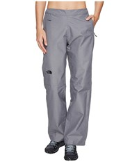 The North Face Venture 2 1 2 Zip Pants Tnf Medium Grey Heather Casual Pants Gray