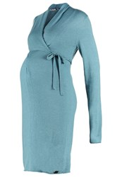 Noppies Zara Jumper Dress Jade Green