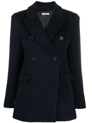 P.A.R.O.S.H. Double Breasted Short Coat 60