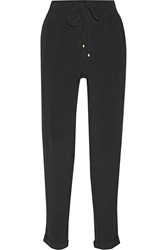 Sass And Bide The Galaxy Is Yours Crepe Tapered Pants Black