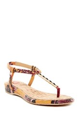 Elaine Turner Designs Demi Sandal Red