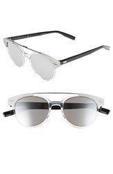 Christian Dior Men's 'Black Tie' 51Mm Sunglasses Crystal Black