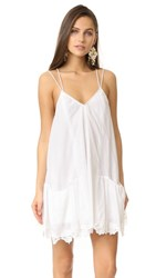 Ondademar Miranda Short Dress White