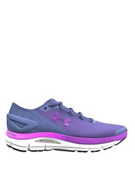 Under Armour Speedform Gemini 2.1 Meshed Lace Up Sneakers Blue
