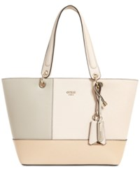 Guess Kamryn Extra Large Tote Stone Multi