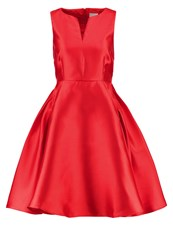 Vero Moda Vmmaddie Cocktail Dress Party Dress Racing Red