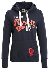 Russell Athletic Sweatshirt Blue