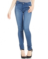 Celebrity Pink Jeans Juniors' Super Soft Skinny Jeans Never Say Never Wash