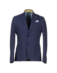 Roberto Pepe Suits And Jackets Blazers Men Blue