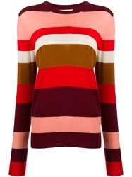 Chinti And Parker Striped Jumper 60