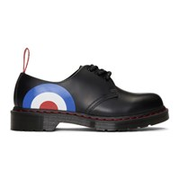 Dr. Martens Black The Who Edition 1461 Lace Up Derbys