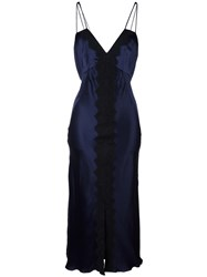 Dondup 'Capitano' Dress Blue