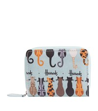 Harrods Curly Tails Square Wallet Unisex