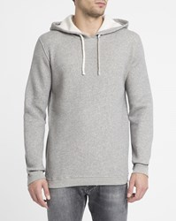 American Vintage Mottled Grey Kibbystate Hooded Sweatshirt