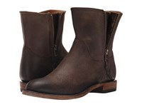 Lucchese Harper Whiskey Cowboy Boots Brown