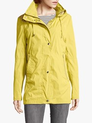 Betty Barclay Parka With Hood Yellow Amber