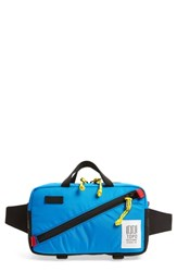 Topo Designs Quick Pack Convertible Bag Blue Royal