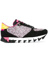 Dolce And Gabbana 'Capri' Sneakers Black