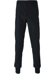 Stephan Schneider Straight Leg Trousers Blue