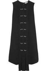 J.W.Anderson Embellished Crepe Dress Black