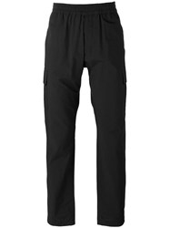 Markus Lupfer Straight Trousers Black