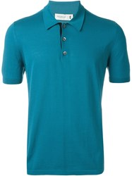 Pringle Of Scotland Classic Polo Shirt Green