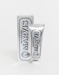Marvis Whitening Mint Toothpaste 25Ml Clear