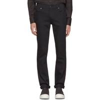 Prada Black New Denim Jeans