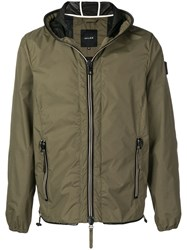 Duvetica Hooded Jacket Green