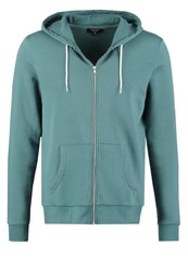 New Look Tracksuit Top Jade Green