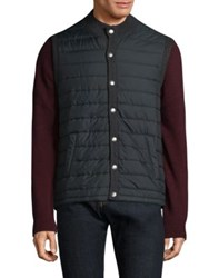 Barbour Quilted Cotton Jacket Grey