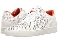 Etro Perforated Sneaker White Men's Shoes